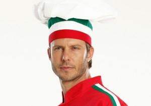 Gorras para chef