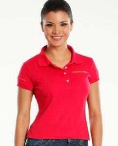 Camisa polo para dama Guadalajara