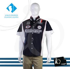 Uniformes de carreras camisas tipo racing
